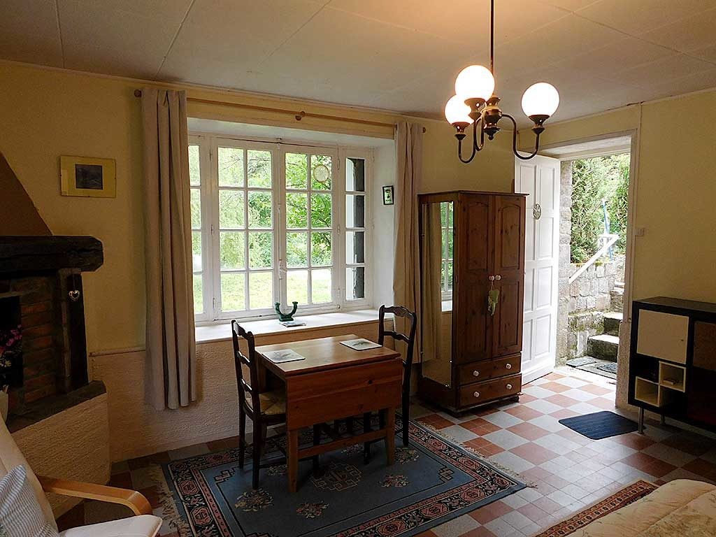 Gite d'Ile holiday cottage Normandy Calvados