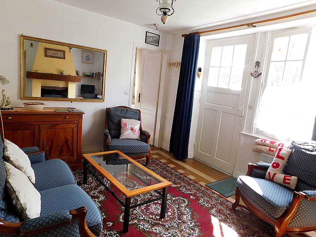 Moulin l'Eveque Calvados | Gite du Parc - sitting room