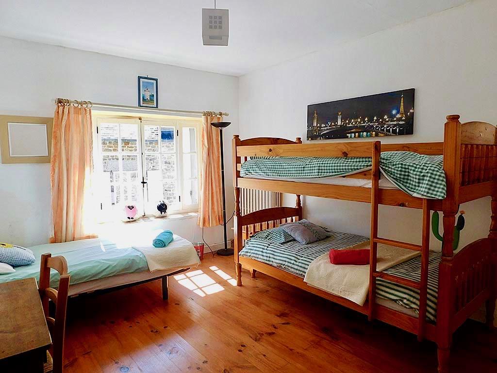 Calvados Normandy holiday cottages | gite du cadran solaire bedroom