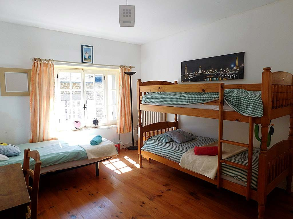 Calvados Normandy holiday cottages | gite du cadran solaire bedroom